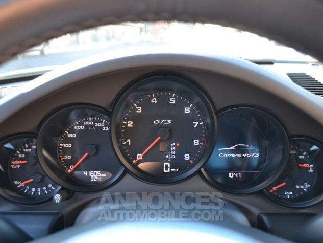Porsche 911 Carrera 4 GTS PDK Gris Quartz Occasion - 11