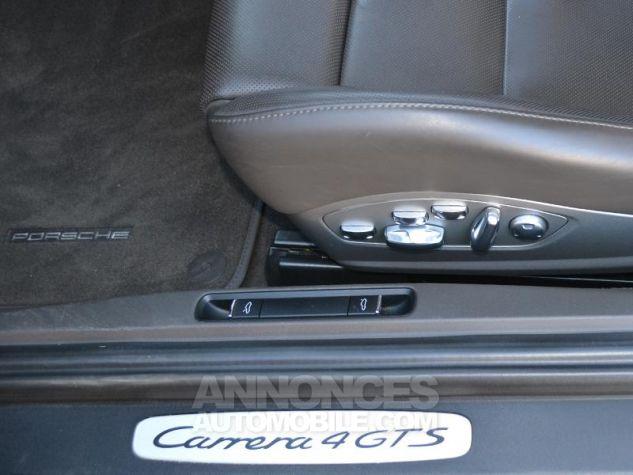 Porsche 911 Carrera 4 GTS PDK Gris Quartz Occasion - 16