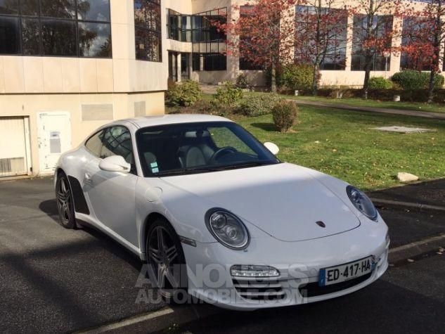 Porsche 911 Carrera 4 PDK Blanc Occasion - 1