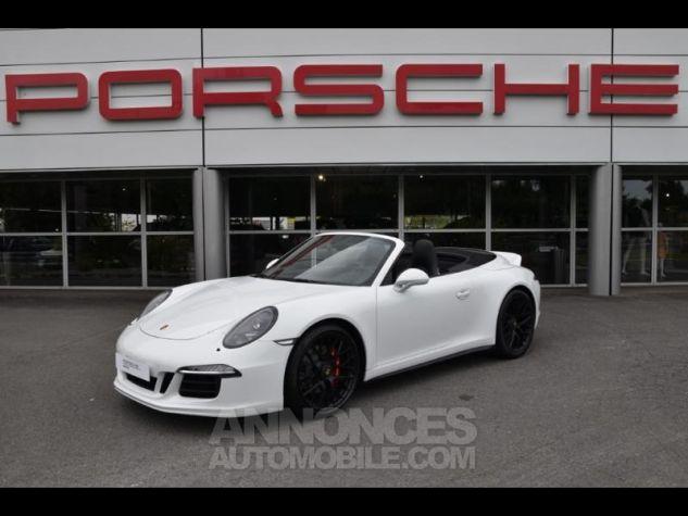 Porsche 911 Carrera GTS Cabriolet 0Q-Blanc Occasion - 0