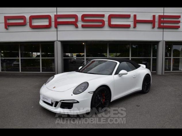 Porsche 911 Carrera GTS Cabriolet 0Q-Blanc Occasion - 3