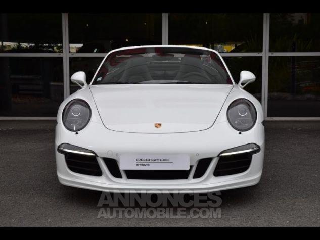 Porsche 911 Carrera GTS Cabriolet 0Q-Blanc Occasion - 5