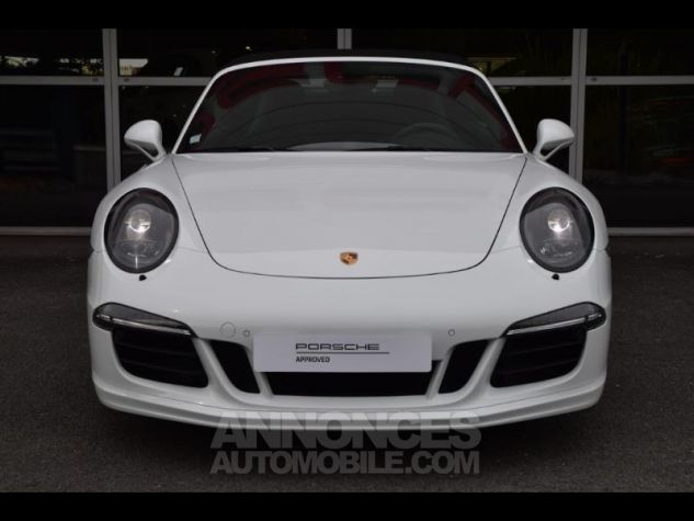 Porsche 911 Carrera GTS Cabriolet 0Q-Blanc Occasion - 6