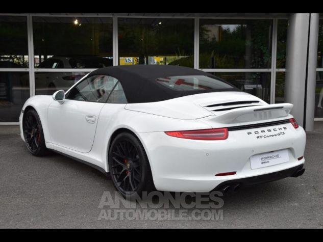 Porsche 911 Carrera GTS Cabriolet 0Q-Blanc Occasion - 10