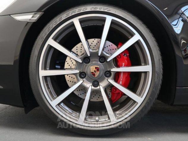Porsche 911 Carrera S NOIR INTENSE Occasion - 4