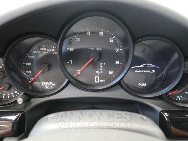 Porsche 911 Carrera S NOIR INTENSE Occasion - 11