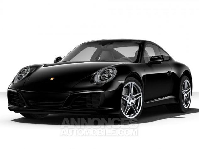 Porsche 911 Carrera toutes options noir Neuf - 1