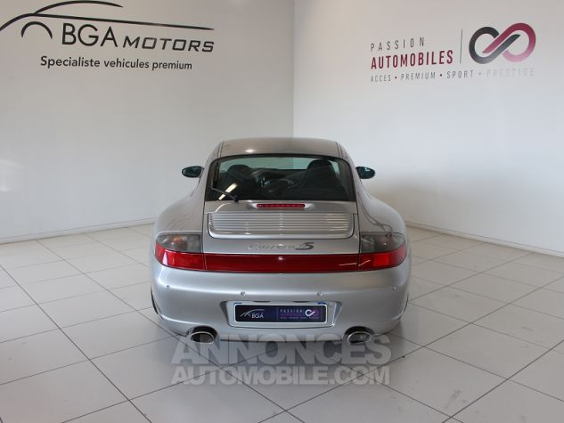 Porsche 911 COUPE (996) 320CH CARRERA 4S BV6 Gris Occasion - 3