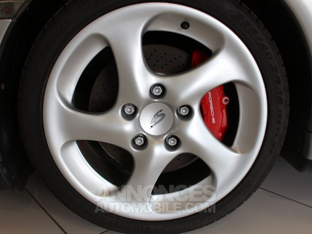 Porsche 911 COUPE (996) 320CH CARRERA 4S BV6 Gris Occasion - 4