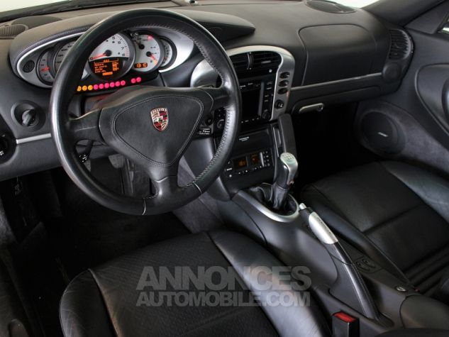 Porsche 911 COUPE (996) 320CH CARRERA 4S BV6 Gris Occasion - 6