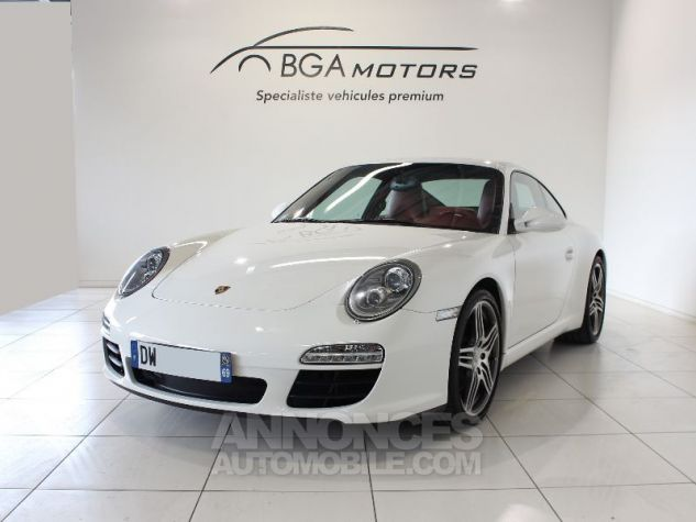 Porsche 911 COUPE (997) CARRERA S PDK Blanc Occasion - 0