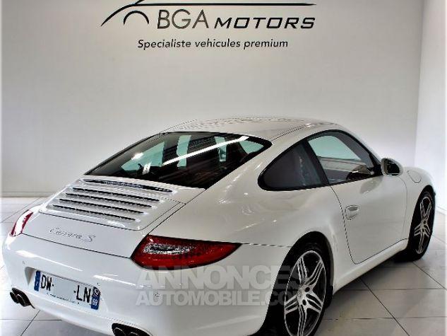 Porsche 911 COUPE (997) CARRERA S PDK Blanc Occasion - 1