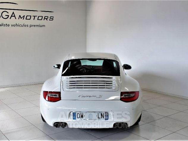 Porsche 911 COUPE (997) CARRERA S PDK Blanc Occasion - 7