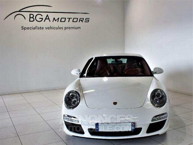 Porsche 911 COUPE (997) CARRERA S PDK Blanc Occasion - 9