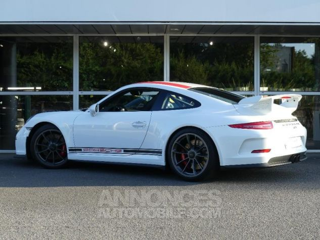 Porsche 911 GT3 0Q-Blanc Occasion - 5