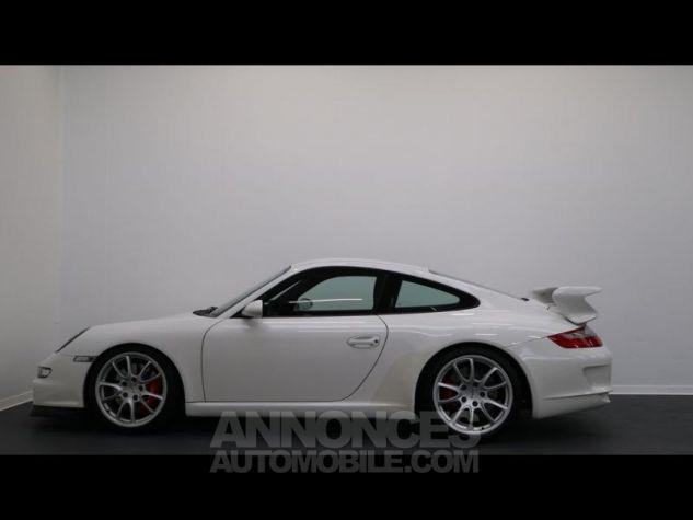 Porsche 911 GT3 BLANC CARRARA Occasion - 1