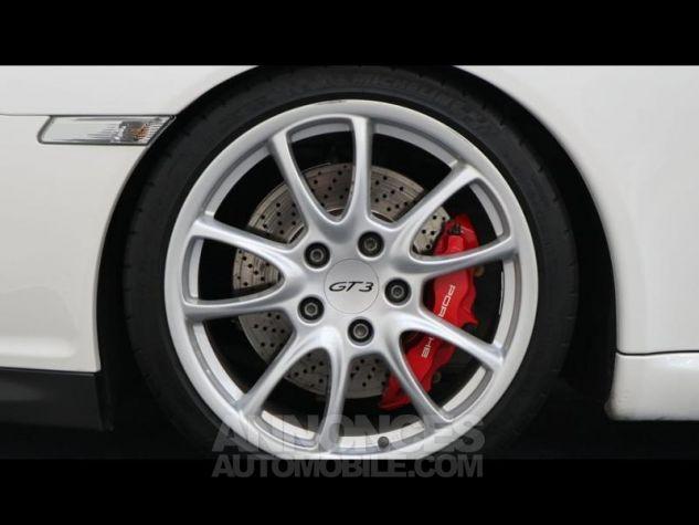 Porsche 911 GT3 BLANC CARRARA Occasion - 3