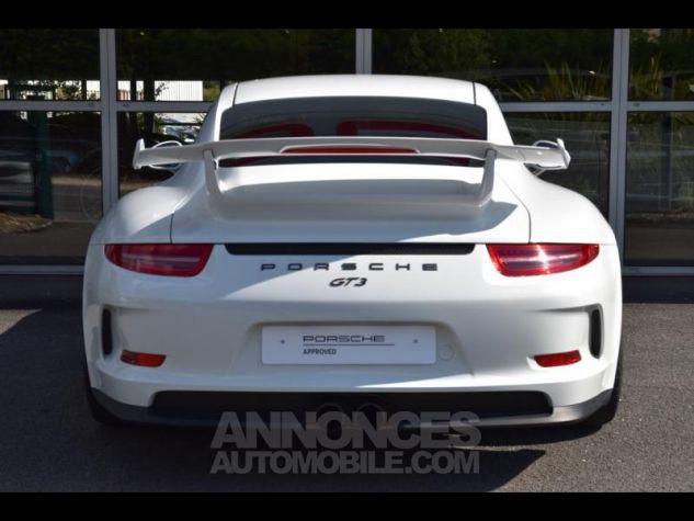 Porsche 911 GT3 0Q-Blanc Occasion - 4
