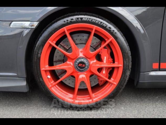 Porsche 911 GT3 RS 1A-Gris Carbone métallisé Occasion - 3