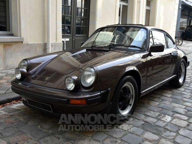 Porsche 911 SC Brun Métal Occasion - 0
