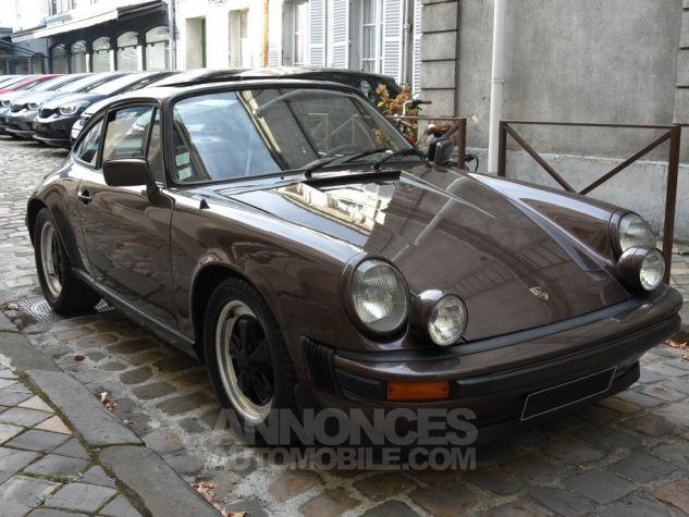 Porsche 911 SC Brun Métal Occasion - 2