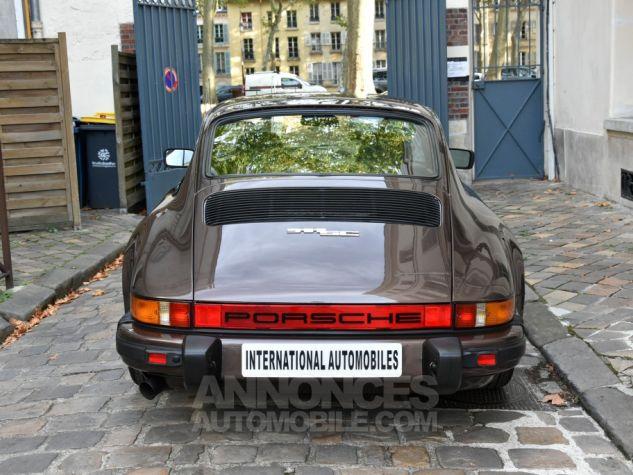 Porsche 911 SC Brun Métal Occasion - 4