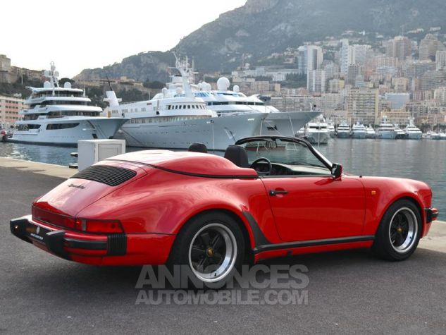 Porsche 911 Speedster 911 turbo look Rouge Occasion - 10