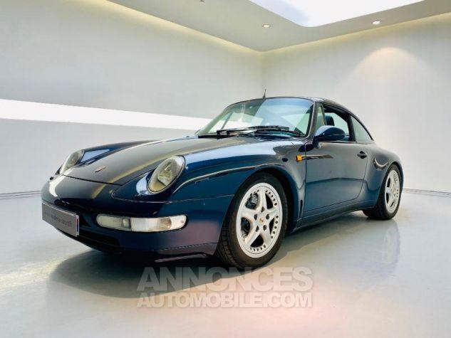 Porsche 911 Targa 285ch Carrera BV6 bleu nuit Occasion - 0