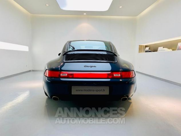 Porsche 911 Targa 285ch Carrera BV6 bleu nuit Occasion - 6