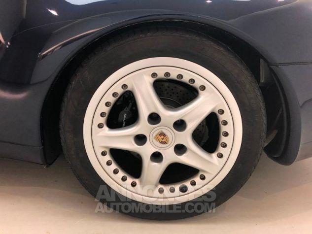 Porsche 911 Targa 285ch Carrera BV6 bleu nuit Occasion - 19