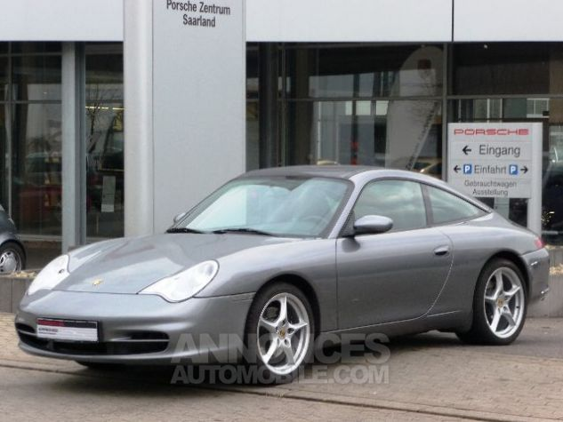 Porsche 911 Targa Gris Fonce Occasion - 0