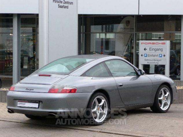 Porsche 911 Targa Gris Fonce Occasion - 2