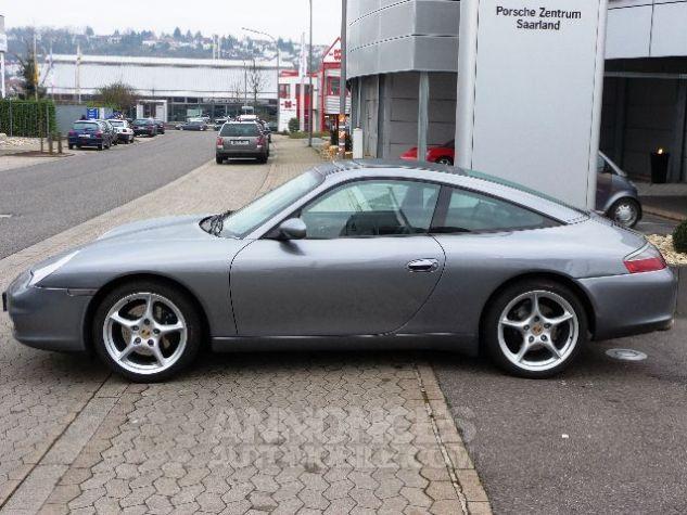 Porsche 911 Targa Gris Fonce Occasion - 3
