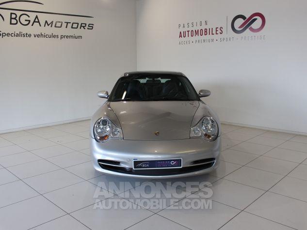 Porsche 911 Targa 996 320CH CARRERA GRIS Occasion - 1