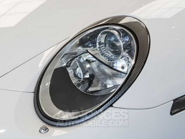 Porsche 911 Targa 997 4 TIPTRONIC S BLANC Occasion - 3