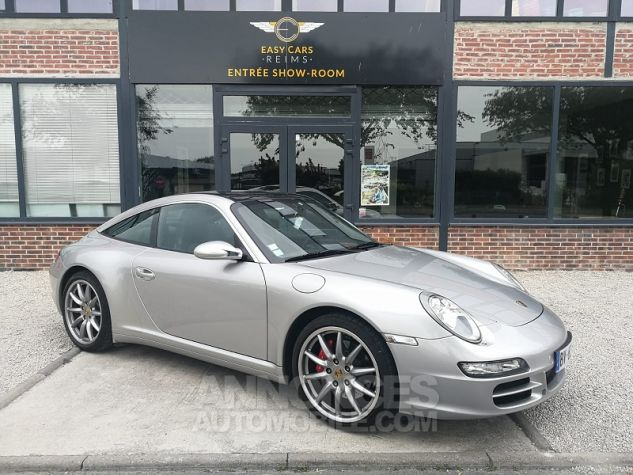 Porsche 911 Targa 997 4S GRIS Occasion - 0
