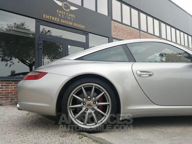 Porsche 911 Targa 997 4S GRIS Occasion - 5