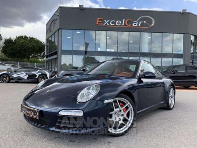 Porsche 911 Targa 997 TARGA 4S PDK BLEU NUIT MÉTALLISÉE Occasion - 1