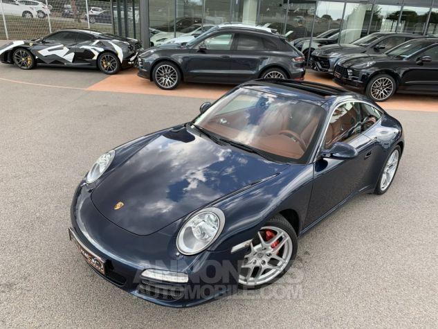 Porsche 911 Targa 997 TARGA 4S PDK BLEU NUIT MÉTALLISÉE Occasion - 2