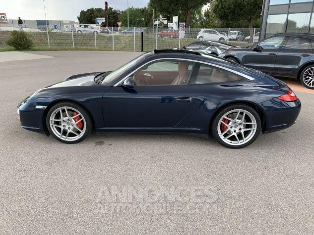 Porsche 911 Targa 997 TARGA 4S PDK BLEU NUIT MÉTALLISÉE Occasion - 4