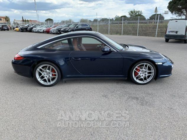 Porsche 911 Targa 997 TARGA 4S PDK BLEU NUIT MÉTALLISÉE Occasion - 8
