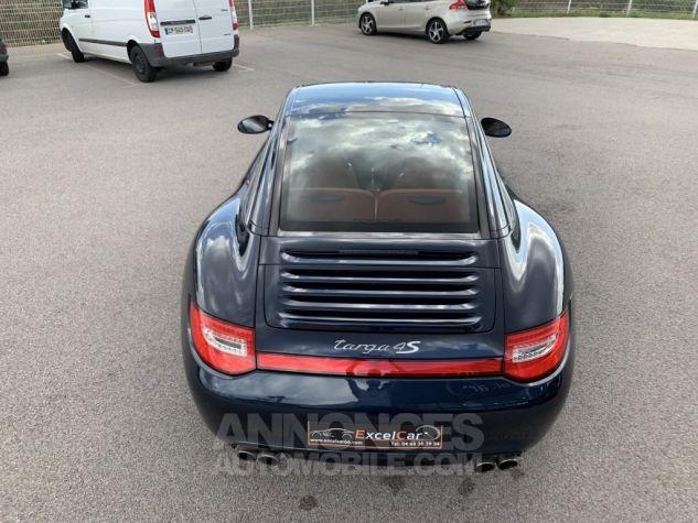 Porsche 911 Targa 997 TARGA 4S PDK BLEU NUIT MÉTALLISÉE Occasion - 10