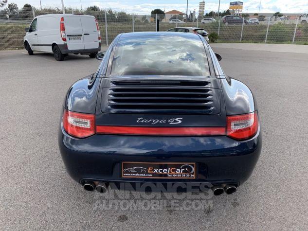 Porsche 911 Targa 997 TARGA 4S PDK BLEU NUIT MÉTALLISÉE Occasion - 12