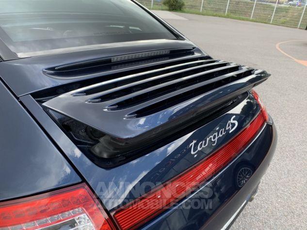 Porsche 911 Targa 997 TARGA 4S PDK BLEU NUIT MÉTALLISÉE Occasion - 13