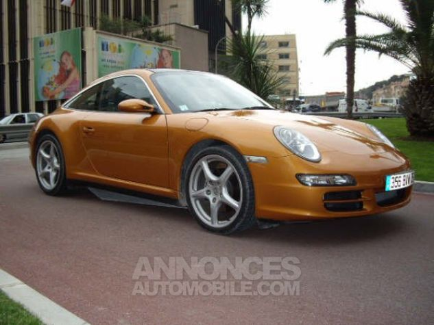 Porsche 911 Targa TARGA 4 (997) Or Nordique Métalisé Occasion - 1