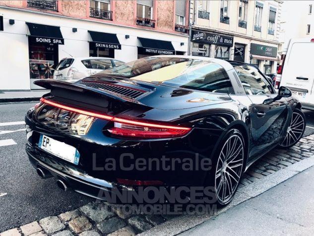 Porsche 911 Targa TYPE 991 (2) 3.0 420 4S PDK Noir Nacre Leasing - 1
