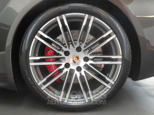 Porsche 911 Turbo G0-Brun Anthracite métallisé Occasion - 9