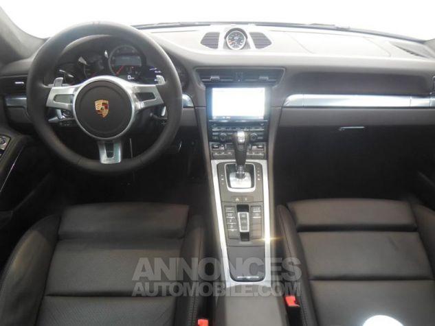 Porsche 911 Turbo G0-Brun Anthracite métallisé Occasion - 18