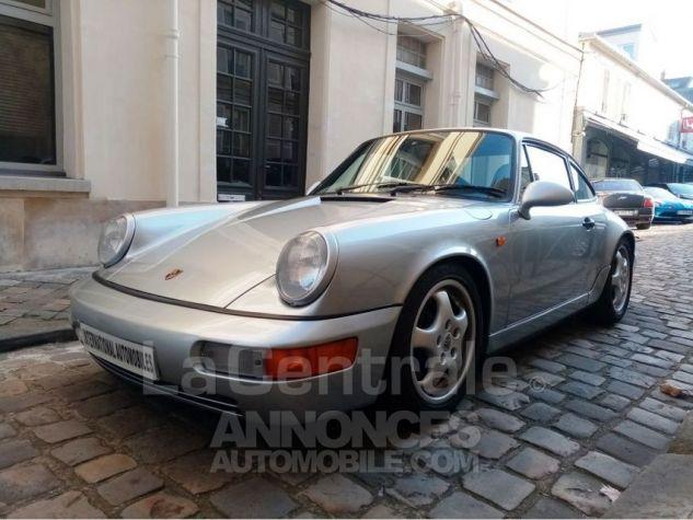 Porsche 911 TYPE 964 (964) 3.6 CARRERA RS Gris Clair Metal Occasion - 0