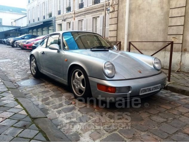 Porsche 911 TYPE 964 (964) 3.6 CARRERA RS Gris Clair Metal Occasion - 1